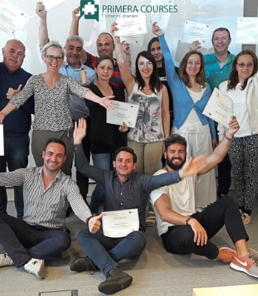 Erasmus+ Training for Teachers by Primera Participants with Certificates
